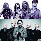 Marilyn Manson & Rob Zombie Announce Tour