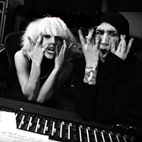 Marilyn Manson On Lady Gaga: 'I Have A Hard Time Liking Her Music'