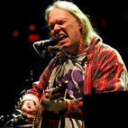 Neil Young And Crazy Horse To Release Second Album Of 2012