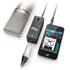 IK Multimedia's iRig PRE Now Shipping - Universal Microphone Interface For iPhone/iPod Touch/iPad