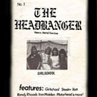 1980s Heavy Metal Fanzine 'The Headbanger' Gets Ebook Update