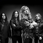 Megadeth 'Almost Done' With The New Album