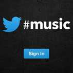 Twitter Unveils New Music Service