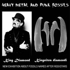 'Heavy Metal and Punk Fossils' Exhibition to Open in Denmark Next Month