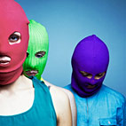 Musicians Sign an Open Letter Calling for Pussy Riot Release
