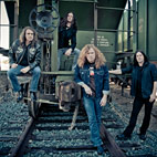 Megadeth Planning New Album: 'Time Is Short'