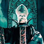 Ghost Frontman's Face Revealed?
