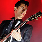 Arctic Monkeys Frontman Not Ruling Out Synths: 'I've Got Nothing Against It'