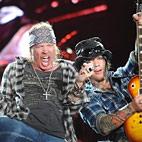 Guns N' Roses 3D Concert Movie Gets April Release