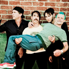 RHCP Songs Reportedly Used By CIA as Torture Device in Guantanamo Bay