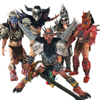 GWAR Might Be Continuing Without Oderus Urungus, Confirm Performance at Riot Fest 2014