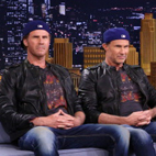 Will Ferrell and Chad Smith's Drum Battle Video Is Available
