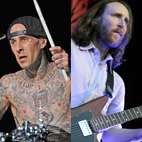 Incubus Guitarist and Blink-182 Drummer Join Forces in Studio: 'Great Music Coming Soon'