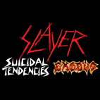 Slayer, Suicidal Tendencies and Exodus Announce 2014 Fall US Tour
