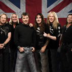 Iron Maiden Named Favorites to Headline Glastonbury 2015
