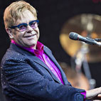 Elton John Biopic Writer Given Access to Singer's Diaries
