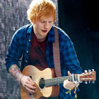 Ed Sheeran Wants to Write for Britney Spears: 'I'm a Fan!'