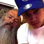 It's Official: Justin Bieber in the Studio With Rick Rubin