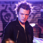 Deryck Whibley Books Comeback Shows
