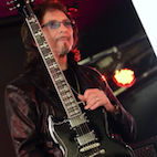 Tony Iommi Presents New Signature Epiphone SG Guitar, Listen to It Roar