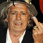 Here's a List of 17 Artists Keith Richards Slammed, From Justin Bieber to Metallica