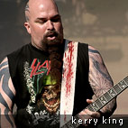 Slayer: Kerry King Hopes 'Big Four' Tour Will Make It To America