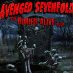 Avenged Sevenfold Tickets Giveaway