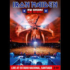 Iron Maiden To Release New Live Album And DVD