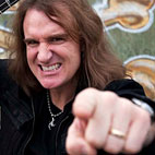 Megadeth Bassist To Be Lutheran Pastor?