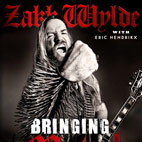 Zakk Wylde: 'Bringing Metal To The Children' Book Excerpt Available