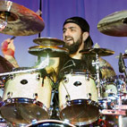 Mike Portnoy Named 'Best Drummer' And 'Best Progressive Drummer'