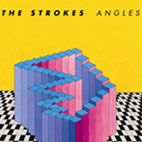 The Strokes: Angles Guitar Tab Songbook Released