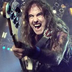 Iron Maiden's Steve Harris Announces First Ever Solo Album