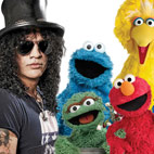 Slash Wants Muppet Show Guest Spot