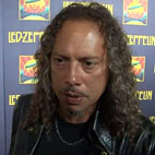 Metallica's Kirk Hammett: Led Zeppelin 'Was The Soundtrack To My Youth'