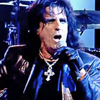 Alice Cooper Returns To Scene Of First UK Crime