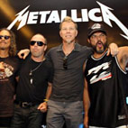 Metallica Launch Their Own Record Label