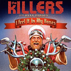 The Killers Reveal Video To Christmas Single 'I Feel It In My Bones'
