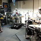 Motorhead's 'Ace Of Spades' Covered By Robot Band