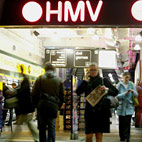 Music Sales Boom After HMV Gloom