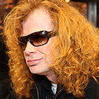 Dave Mustaine: 'I Have a Terrible Reputation'