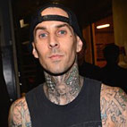 Travis Barker Lends Support to Ill Fan