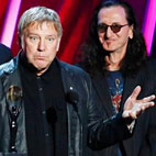 Rush Frontman Explains Guitarist's Bizarre Hall of Fame Acceptance Speech