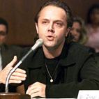 Watch Lars Ulrich's Napster Testimony for the First Time