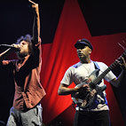 Rage Against the Machine to Perform Again?