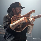 New Motorhead Stream 'Queen of the Damned'