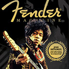 Fender Magazine Issue Two Features Greatest Stratocaster Player Ever