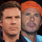 Chad Smith Vs. Will Ferrell Drum Battle Less Than $25,000 Away From Happening