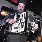 Nirvana's Krist Novoselic Covers Lorde's 'Royals' on Accordion