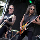 Metallica Streaming 'Ronnie Rising Medley' Dio Tribute Song